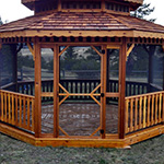 Gazebo Screen