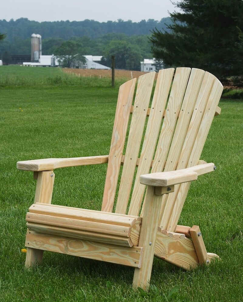 Training wood project Get Build a giant adirondack chair
