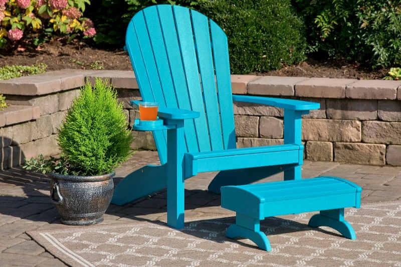 EZ Poly Adirondack Chair. Zoom