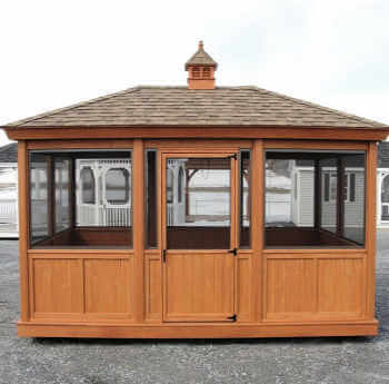 Gazebo Screen Room Enclosure Rectangle