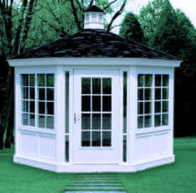Gazebo Enclosure 1 Octagon