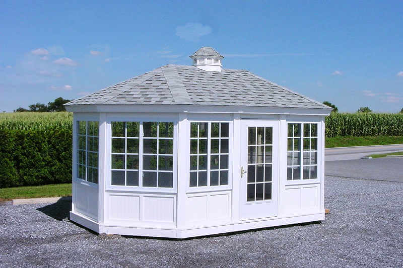 Gazebo Depot Gazebo Enclosure 2 Oval Gazebo Enclosures