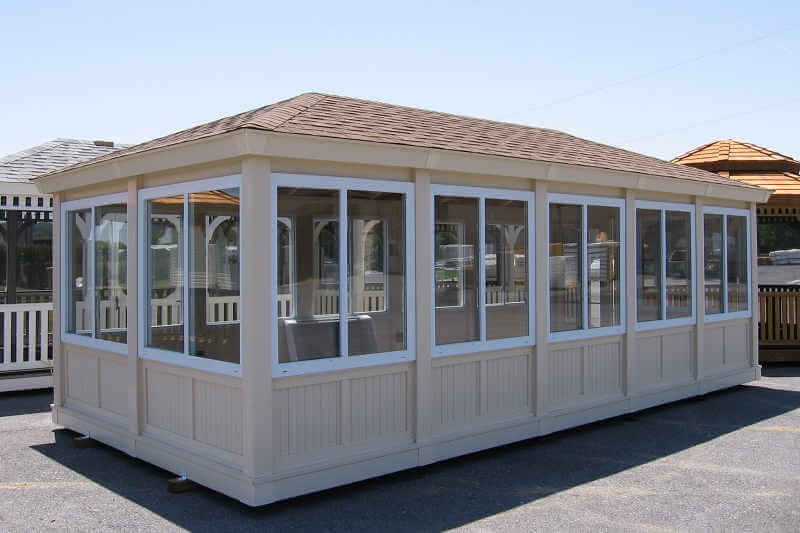 Gazebo Depot Gazebo Enclosure 3 Rectangle Gazebo