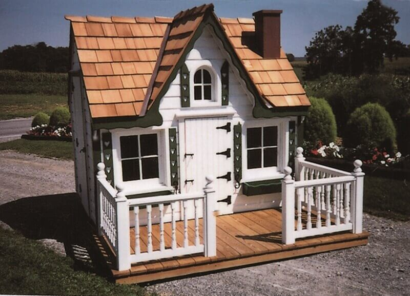 Gazebo Depot Playhouses Playhouses Ph10ft