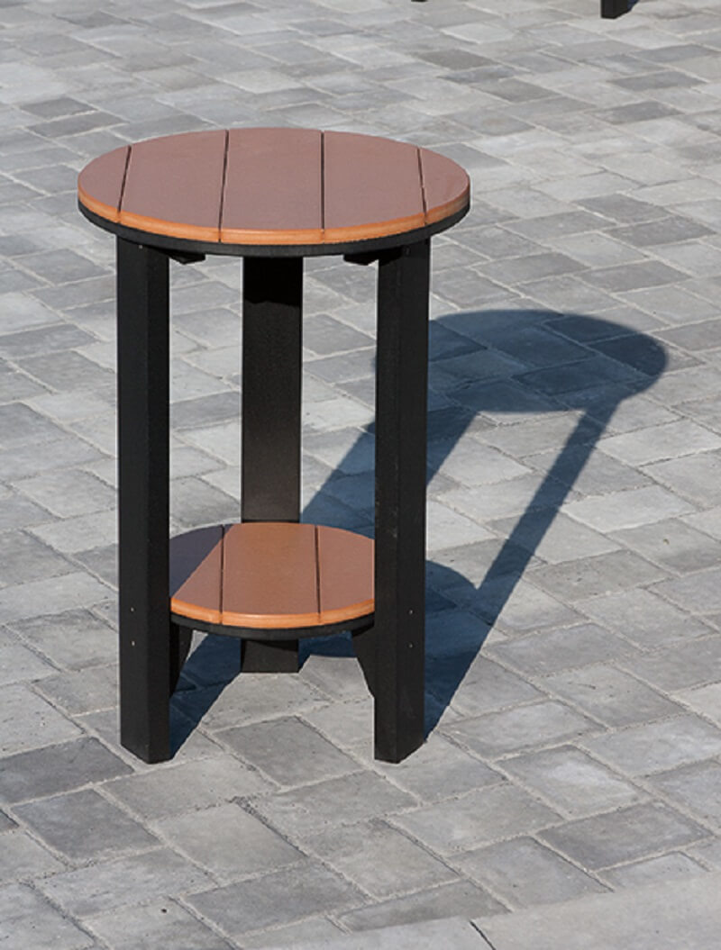 Gazebo Depot Pub Table Poly Vinyl Furniture Pubtable