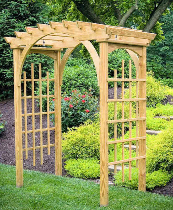 Image Result For Pergolas At Home Depot