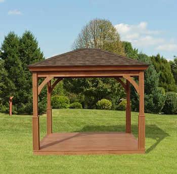 Gazebo Depot | Wood Pavilion, Wood Pavilion, WoodPavilion